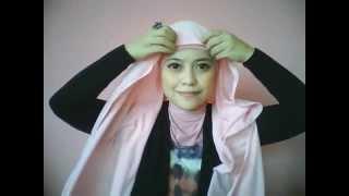 Hijab tutorial by kurma-store.com #IV