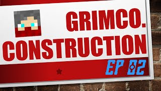 GrimCo Construction Ep 2 - Construction Equipment Fight