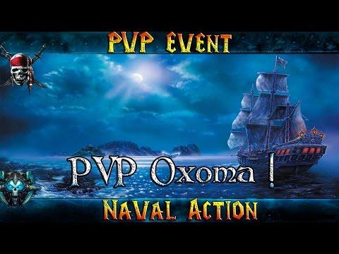 "Naval Action ""Ночная Охота"" PVP Ивент!"