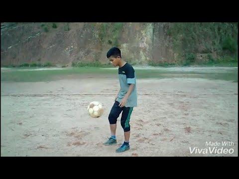 Football Trick - World Best Football Players + Nongkhlaw Boy, Sunshine Mawlieh