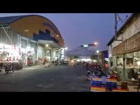 Chợ Mỹ Phước 2 và siêu thị Vinatext Mỹ Phước 2 - Bình Dương