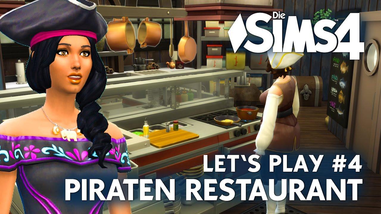 Die sims 4 gaumenfreuden release showcase restaurant gameplay pack - Endlich Sterne Die Sims 4 Piraten Restaurant 4 Let S Play Gaumenfreuden Gameplay Pack Deutsch