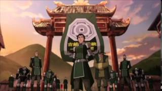 The Legend of Korra Book 4 Trailer
