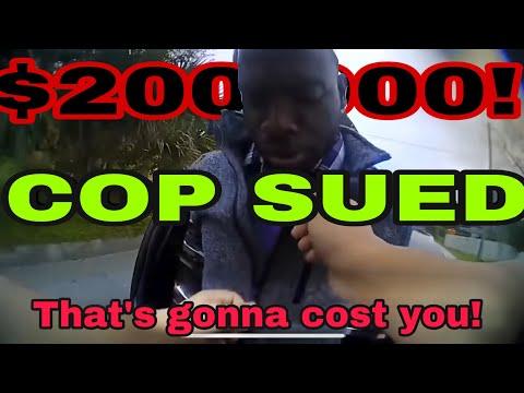 Lawsuit pending Pensacola police department racial profiling claim.