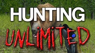 35 Shots, 1 Kill (Hunting Unlimited 2010)