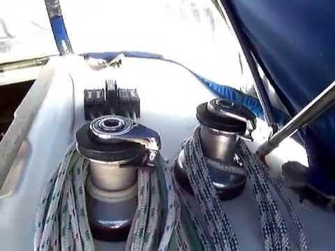Jeanneau Sun Odyssey 34.2 for sale by Network Yacht Brokers Swansea