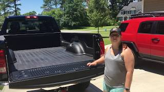 DualLiner - 2018 Dodge Ram with the 8 Foot Bed