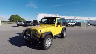 Davis AutoSports 2006 Jeep Wrangler Rubicon TJ / PreListing / Full Build in Progress