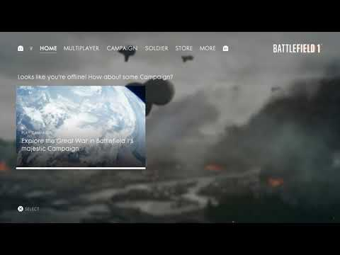 Battlefield 1 Mystery Patch 1.12 Out Now!