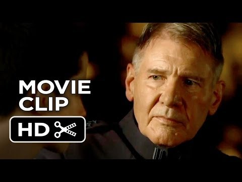 Ender's Game Movie CLIP - Graff Recruiting Ender (2013) - Harrison Ford Movie HD