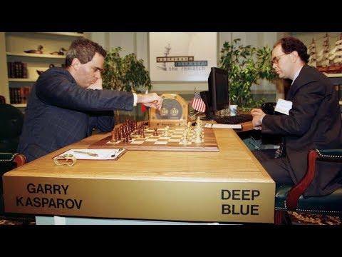 11 Mei dalam Sejarah: Komputer IBM Kalahkan Grandmaster Catur Garry Kasparov
