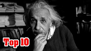 10 AMAZING Facts About Albert Einstein