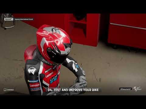 MotoGP™20 - Managerial Career