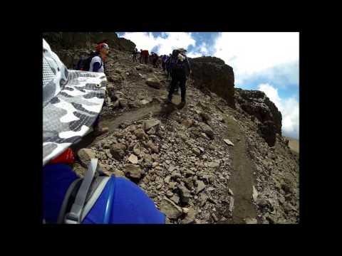 Kilimanjaro 2015 - Lemosho Route