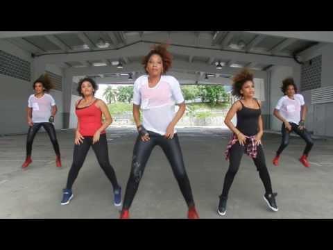 La Team CRS- Dancehall choreo- Konshens Show yourself by Esmey
