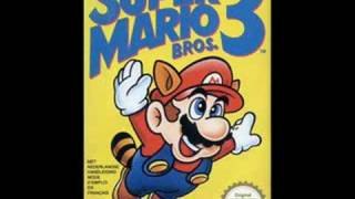 Super Mario Bros. 3 - World Map 8: Dark Land Theme