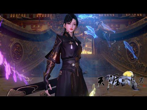 Moonlight Blade Online 天涯明月刀.ol  CongLong 从龙 Gameplay All Skills vs New Map Showcase