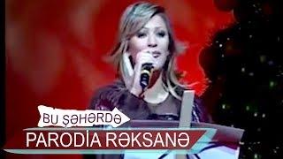 """Parodiya Rəqsanə """"Bivəfa"""" - Şaxta Baba və Qar Qız (Bir parça, 2005)"""