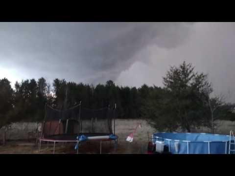 Zimmerman and Princeton MN tornadoes 03/06/2017