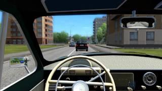 City Car Driving 1.3.3 - GAZ 21