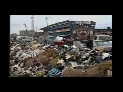 ENVIRONMENTAL NIGHTMARE IN ABA, ABIA STATE, SOUTHEAST NIGERIA