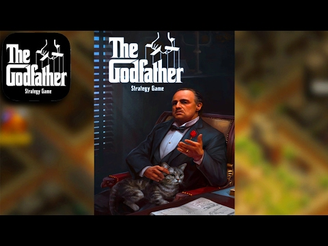 The Godfather Game - Gameplay Trailer (iOS Android)