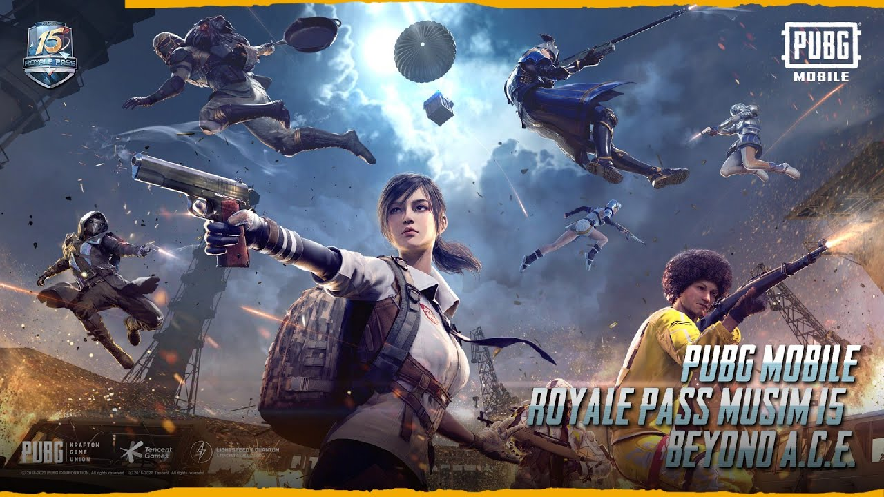 Di Balik Theme Royale Pass Season 15 | PUBG Mobile Indonesia