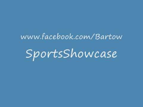 Bartow Sports Showcase -High school and College sports- UGA.wmv