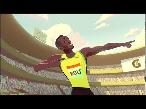 Usain Bolt - Le film complet - The Boy Who Learned to Fly - Movie court métrage