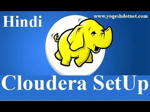 Installing Cloudera VM on Virtualbox on Windows   Environment Set up for  Hadoop