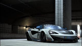 Spielkind RACING McLaren 570s GT4 Cinematic CarP*rn- Need for Speed Payback