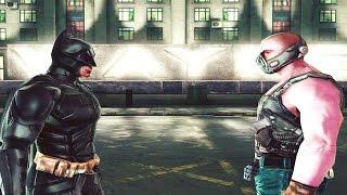 The Dark Knight Rises Walkthrough (iOS) - Ending - Chapter 6: Mission 4 (Batman Vs. Bane))