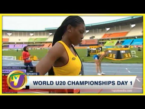 World U20 Athletics Championships Day 1 - August 18 2021
