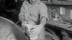 Creation of a Canoe, 1950s