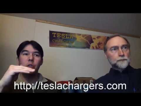 Tesla Chargers Q&A with Peter Lindemann March 4, 2014