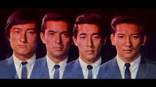 旅人よ・加山雄三 /弾厚作 ・作詞:岩谷時子-1966年 Dm 風にふるえる 緑...