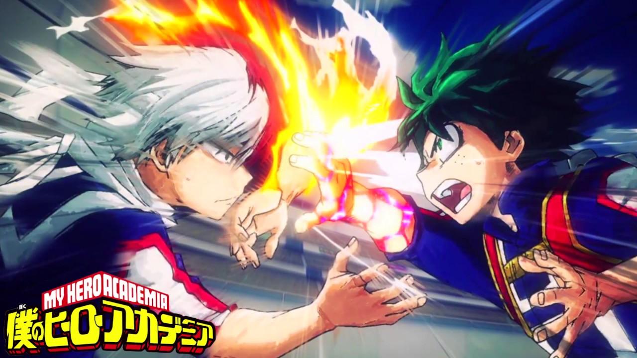 Boku no hero academia review brutal gamer - My Hero Academia Season 2 Episode 18 Boku No Hero Academia Episode 5 Review