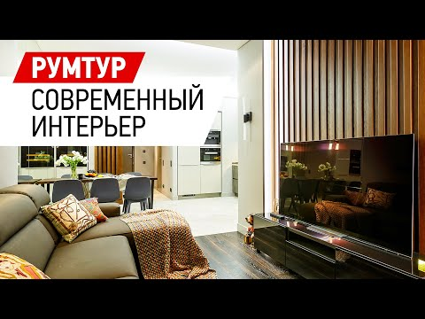 Дизайн интерьера двухкомнатной квартиры в ЖК Леонтьевский мыс - 69 кв.м. Обзор дизайна интерьера