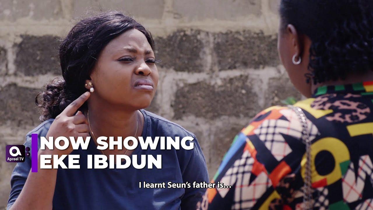 Download EKE IBIDUN Latest Yoruba Movie 2021 Starring Yewande Adekoya | Bose Akinola| Niyi Johnson