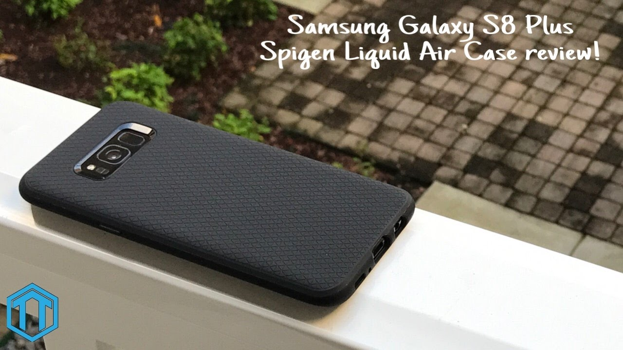 size 40 0e338 685ce Samsung S8 Plus Spigen Liquid Air Case Review!
