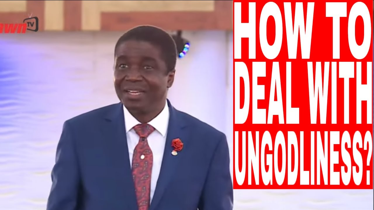 Download UNDERSTANDING THE COST AND CURE OF UNGODLINESS   BISHOP DAVID ABIOYE NEWDAWNTV   SEPT 13TH 2020
