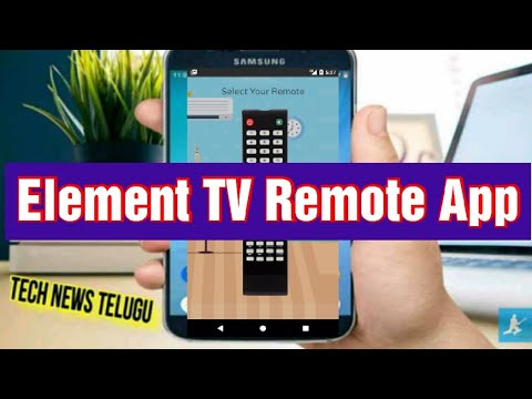 Element Tv Remote App Element Tv Smart Remote App Remote Control App For Element Tv Youtube