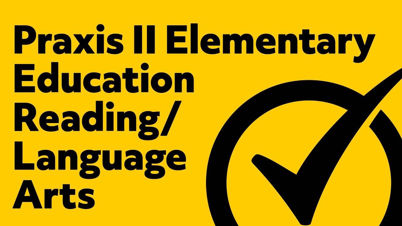 Praxis elementary education test prep video (smart-stem sample.