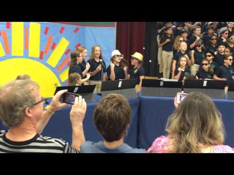 Blue Sky by Forest Vista Elementary School Choir