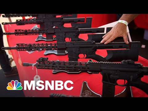 Background Checks Stopped A Record 300,000 Gun Sales Last Year