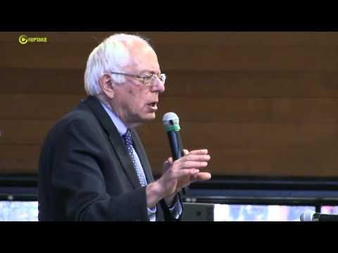 Bernie Sanders- Full Speech in Minneapolis - HQ Video