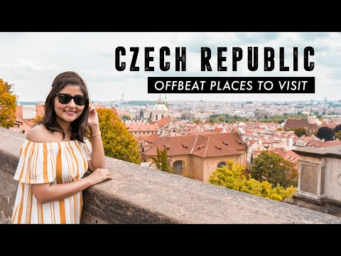 PRAGUE, OSTRAVA AND BRNO: Exploring Offbeat Places In Czech Republic | Vlog #2