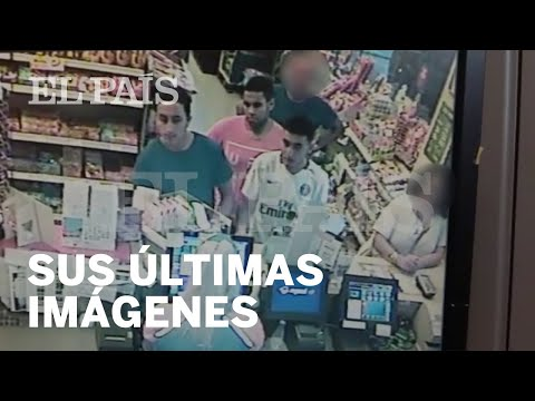 Las últimas imágenes de los terroristas de Cambrils | España