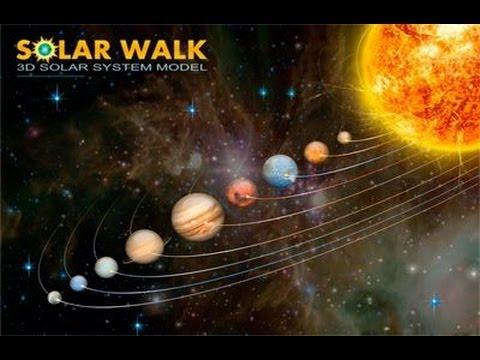 Solar Walk - 3D Solar System Model - iPhone App Review ...