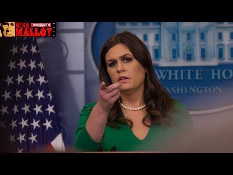Sarah Sanders: Trump Administration's Climate Report 'Not Based on Facts'